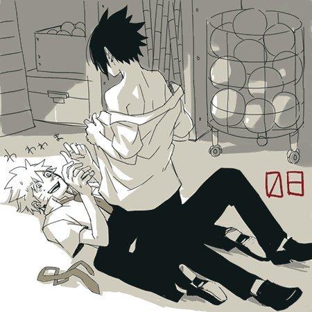 Sasuke-and-Naruto-sasunaru-24688228-450-450